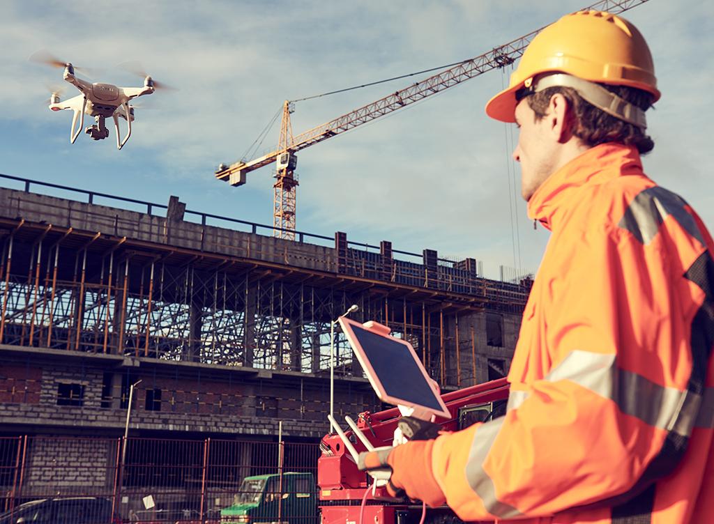 Le développement du marché des drones repreésente un enjeu majeur pour la gestion de l'espace aérien