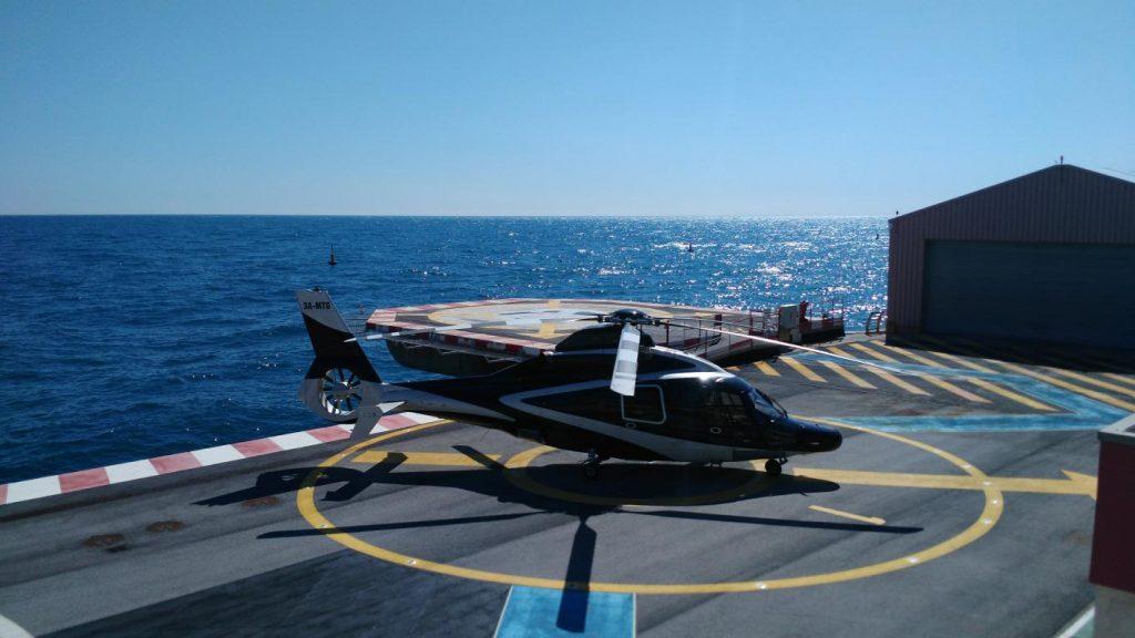 Avec ASD, l'espace aérien basse altitude de Monaco est sécurisé