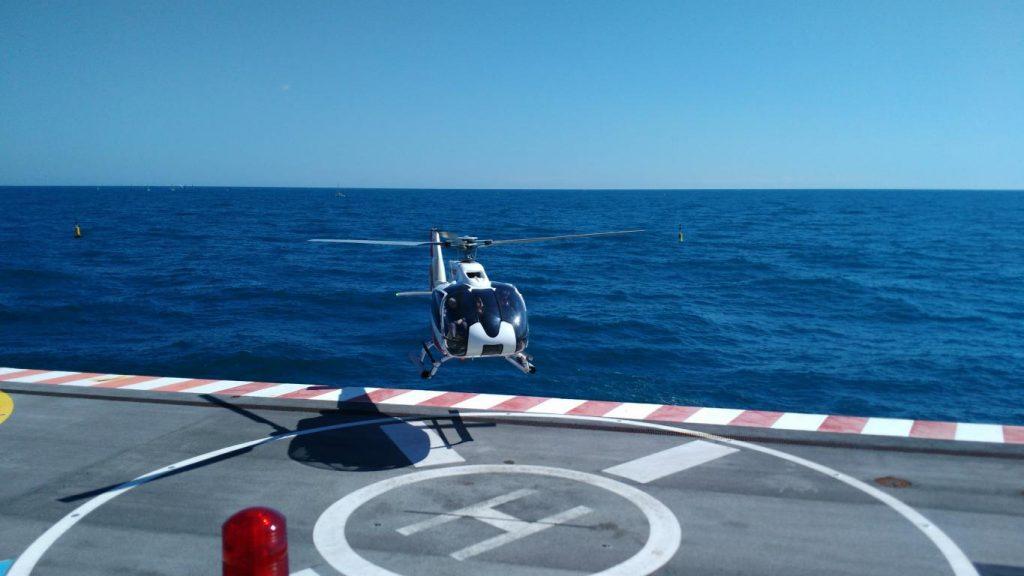 ASD propose des solutions anti-collusion dans l'espace aérien basse altitude à Monaco